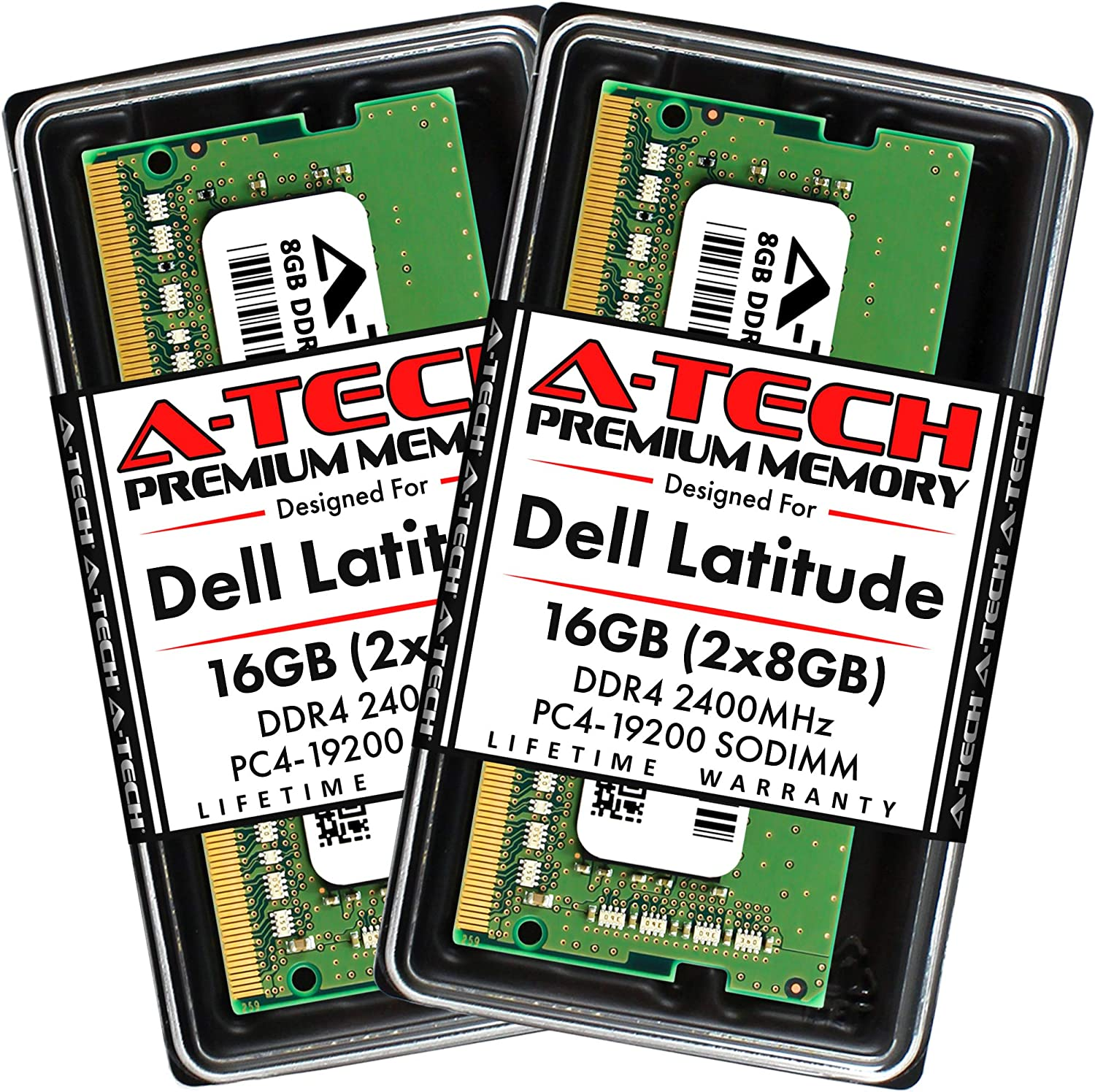 A-Tech 16GB 2x8GB RAM We OFFer at cheap prices for Dell 7400 5500 5400 Columbus Mall 7300 Latitude