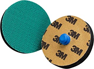 Soft 2 Diameter 20,000 Maximum RPM PFERD 42111 COMBIDISC Backing Pad for Type CD Discs 1//4 Shank