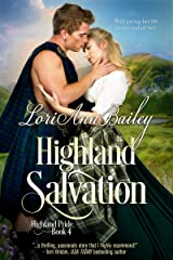 Highland Salvation (Highland Pride Book 4) Kindle Edition