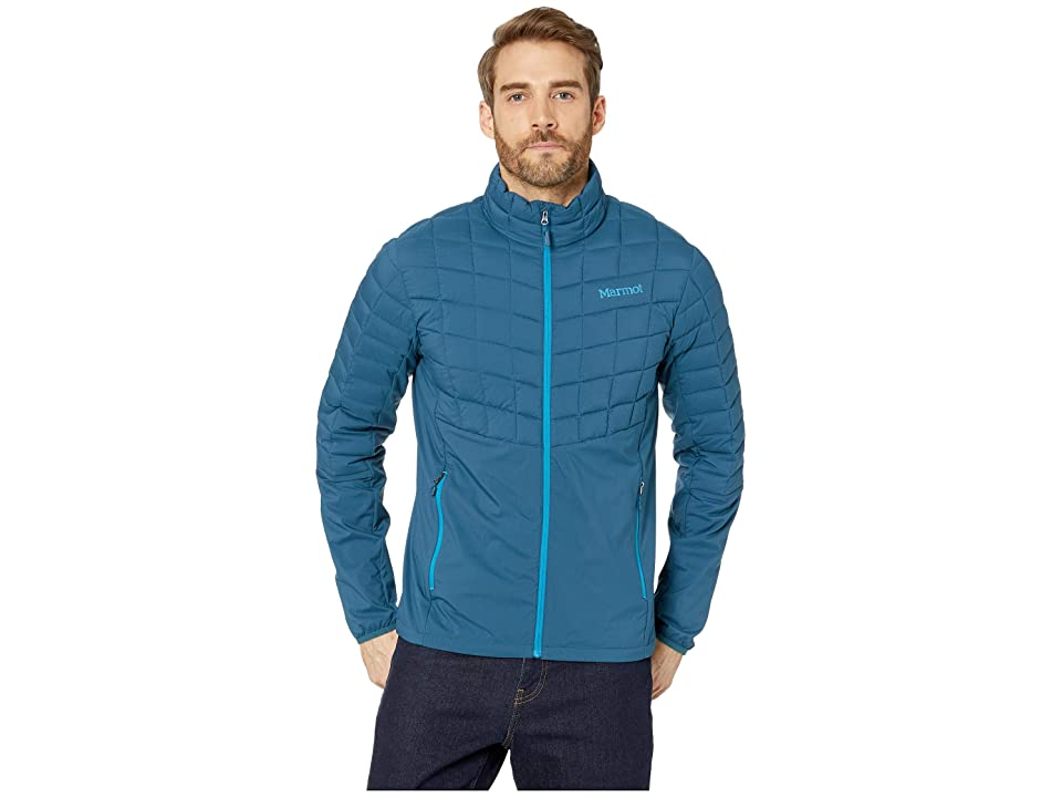 Marmot Featherless Hybrid Jacket (Denim) Men