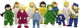 Goki - Muñeco para casa de muñecas (51686)