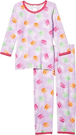 3/4 Sleeve Top & Crop Leg (Big Kids)