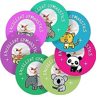 gymnastics reward stickers