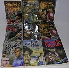 Bluford Series Eight Book Bundle Collection Includes: Brothers in Arms - Shattered - Blood Is Thicker - Schooled - Summer of Secrets - Someone To Love Me - Secrets in the Shadows - Until We Meet Again
