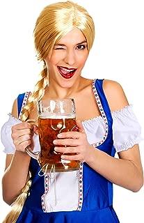 Bavarian Traditional Crop Top Oktoberfest Barmaid Dirndl White Blouse