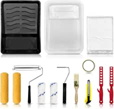 """14 Piece Paint Rollers Set (Wall Painting Supplies Kit for House 