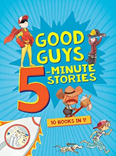 Good Guys 5-Minute Stories