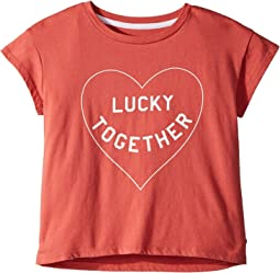 Lucky Brand Kids - Luna Graphic Tee (Big Kids)