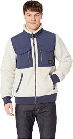 Bower Full Zip Fleece