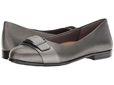 Trotters Aubrey (Dark Pewter) Women