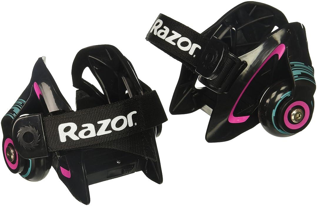 説明ロゴ寛解Razor Jetts Heel Wheels - Purple 141[並行輸入]