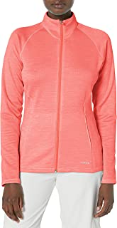 Cutter Womens LAK00093 Light Weight Full Zip Particle Grid Back Long Sleeve Jacket Jacket