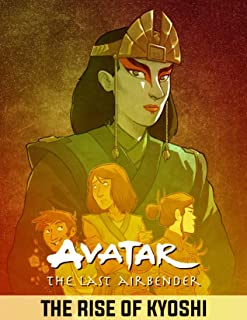 Avatar: The Last Airbender Nickelodeon Avatar The Rise of Kyoshi Comics Books Collection American action adventure fantasy...