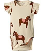 mini rodini - Horse Wing Bodysuit (Infant)