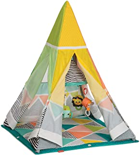 Infantino Grow-with-Me Playtime Teepee Gym