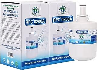 OnePurify RFC0200A2PK Samsung Aqua-Pure Plus DA29-00003A DA29-00003B Compatible Refrigerator Water Filter (2 Pack)