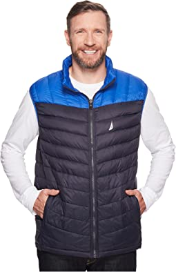 Nautica Big & Tall - Big & Tall Reversible Vest