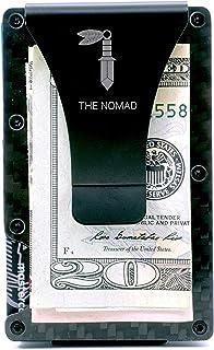 Tactical Wallet | Metal Wallet with Money Clip | RFID Blocking Wallet | Minimalist Card Holder