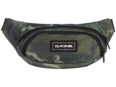 Dakine Hip Pack (Olive Ashcroft Camo) Travel Pouch