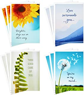 Hallmark Sympathy, Get Well, Thinking of You Cards Assortment, Take Good Care, Multi-Lingual