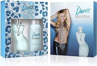 Shakira Dance Diamonds Eau de Toilette, 80ml and Deodorant Spray, 150ml