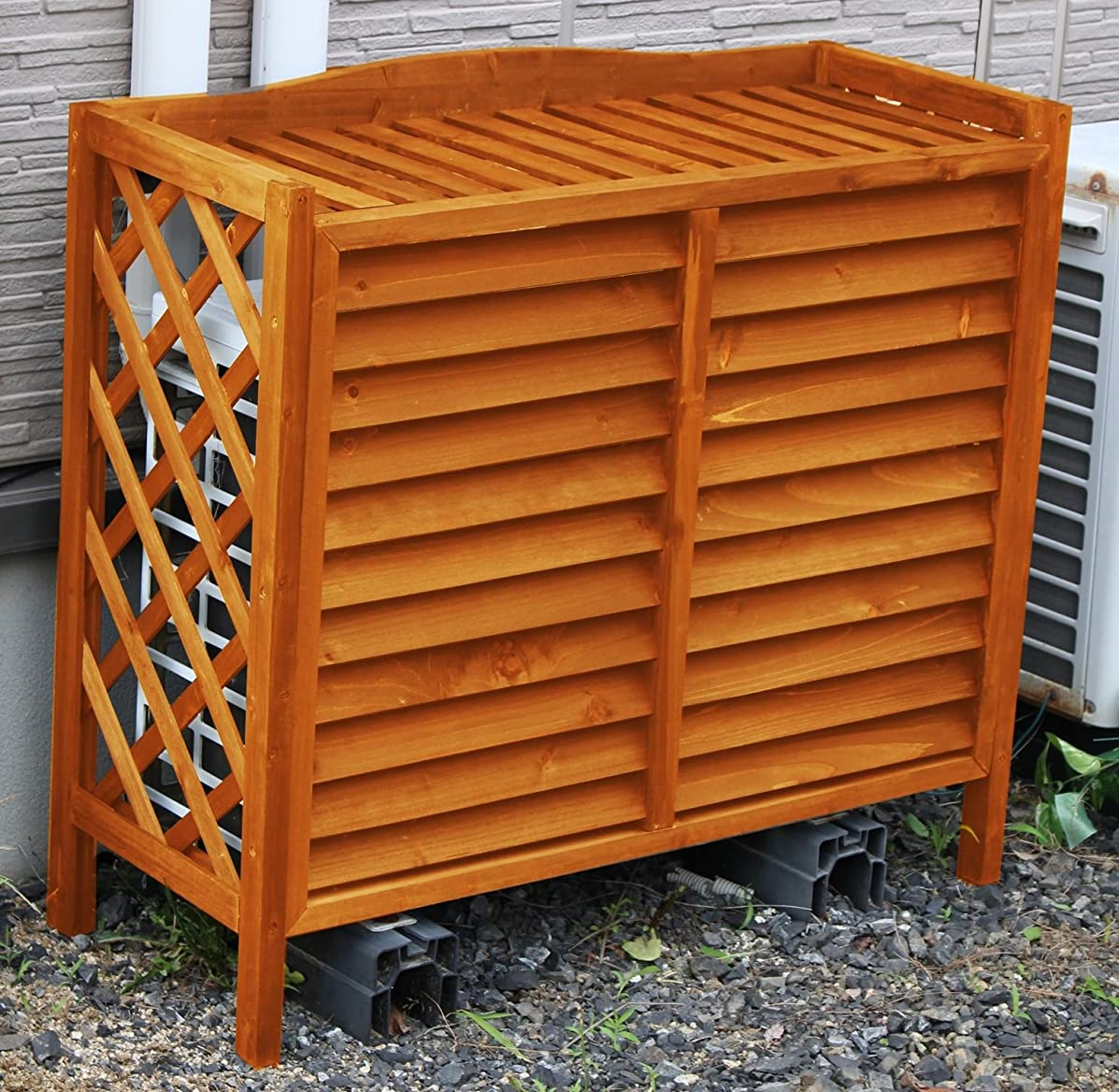 横生きている構築するFIELD PARTNER(フィールドパートナー) 天然木製 - ブラウン