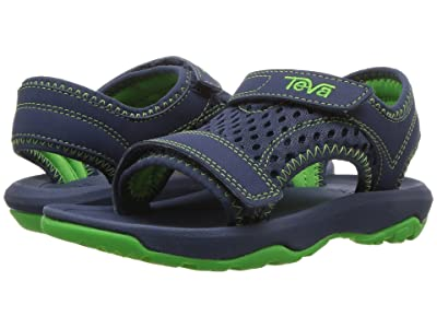 Teva Kids Psyclone XLT (Toddler) (Navy) Boys Shoes