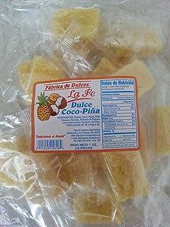 Coconut-Pineapple Candy (Coco-Pina) By Fabrica De Dulces La Fe