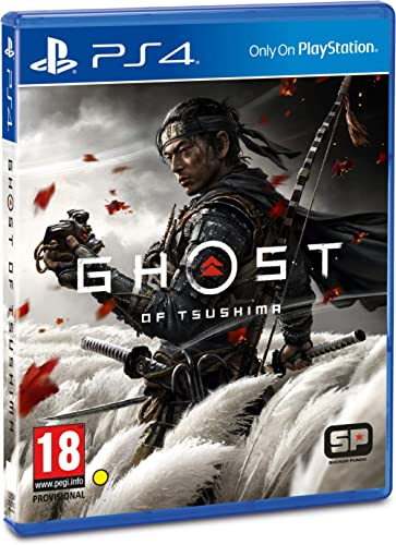 PS4 Ghost of Tsushima (PS4)