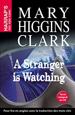 harrap's A Stranger is watching (Yes you can) (French Edition)