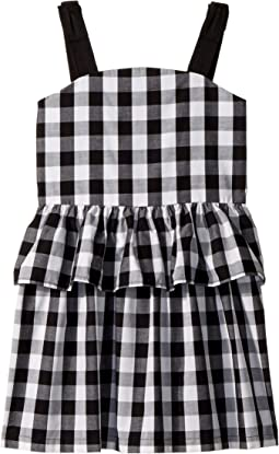Gingham Sundress (Toddler/Little Kids)