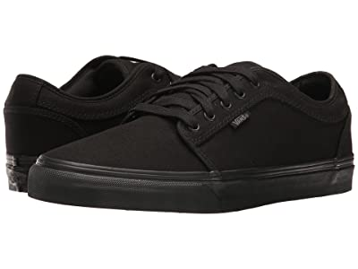 Vans Chukka Low (Blackout) Skate Shoes