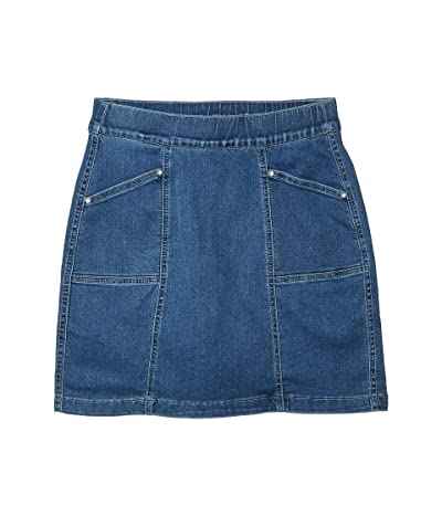 Jag Jeans Hillary Pull-On Denim Skort (Mission) Women