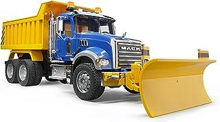 Dump Truck Engine