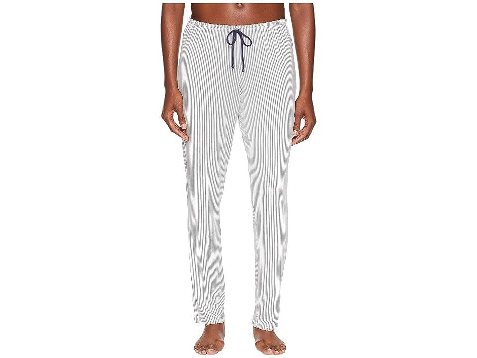 Eberjey Nordic Stripes The Slim Pants (Multi/Ivory) Women
