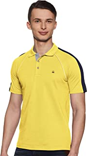 United Colors of Benetton Men's Plain Regular fit Polo