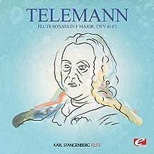 Telemann: Flute Sonata in F Major, TWV 41:F2 (Digitally Remastered)