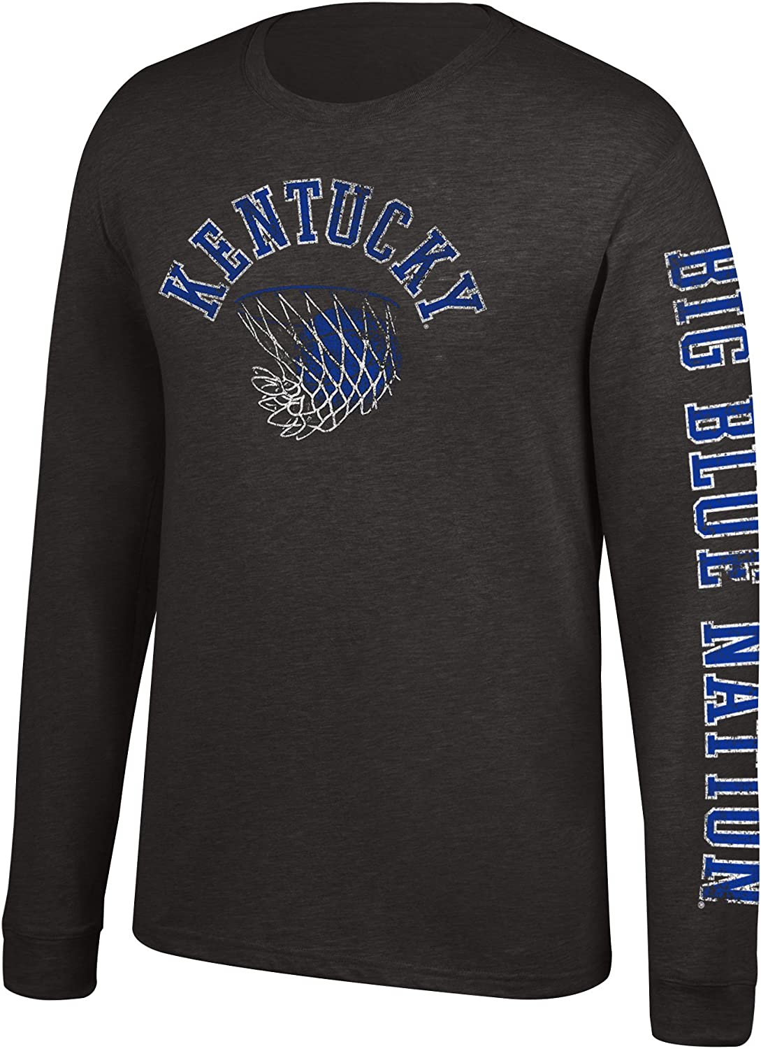 NCAA Mens NCAA Men's Kentucky Sleeve Logo Long Sleeve Tee