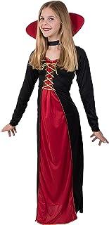 Kangaroo's Halloween Costumes - Victorian Vampire Costume, Large 12-14