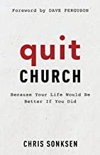 quit church book