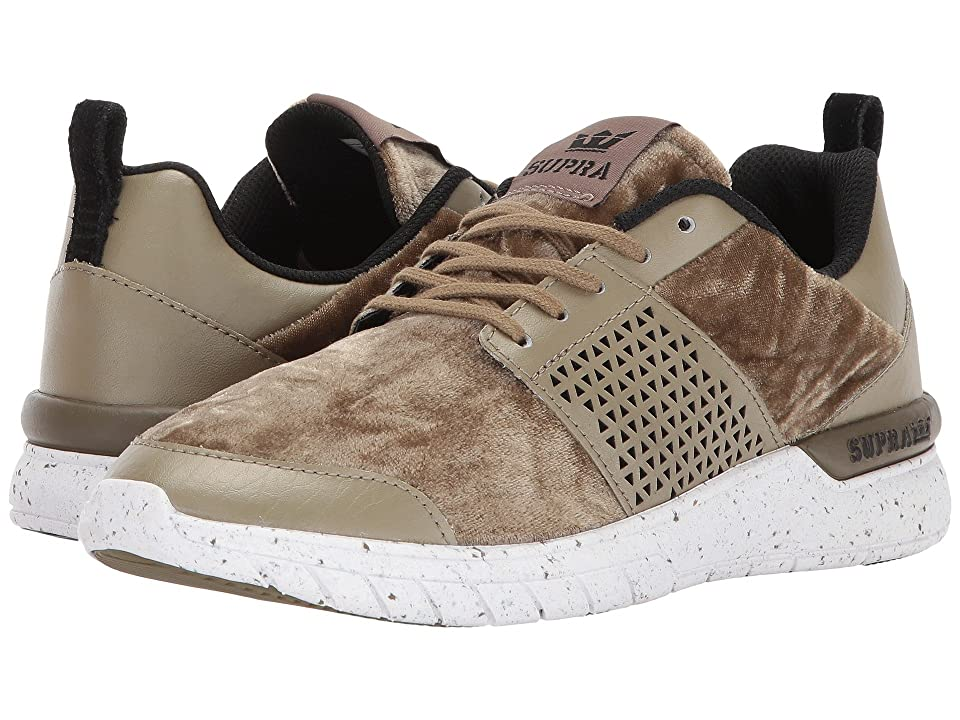 Supra Scissor (Olive/Black/White) Women