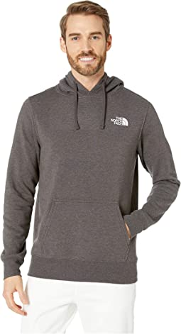 TNF Dark Grey Heather/TNF White