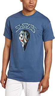 Men's Eagles Greatest Hits Distressed Logo T-Shirt