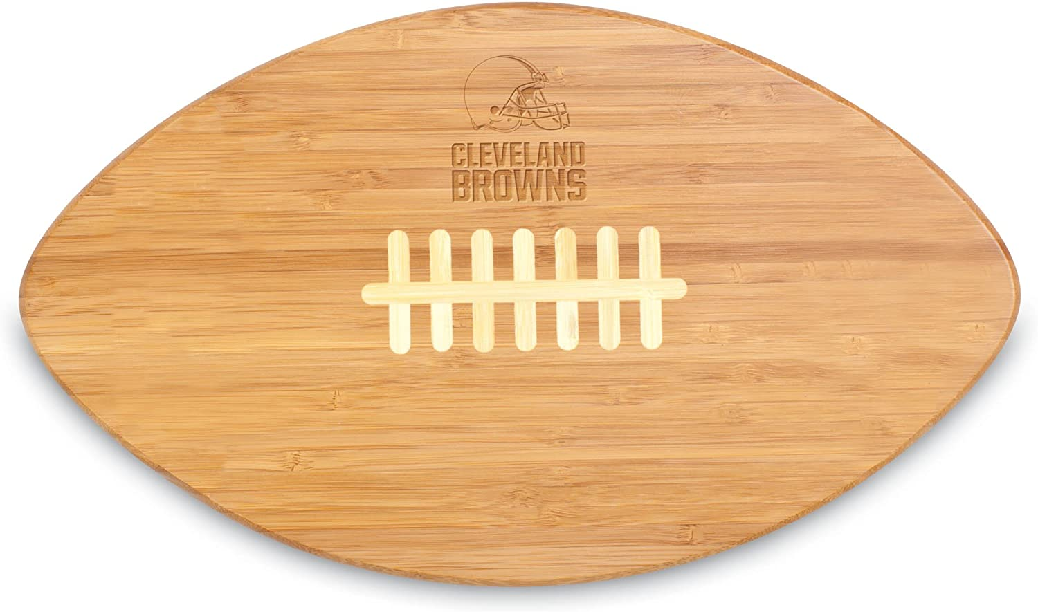 NFL NEW before selling Cleveland Browns Touchdown Pro Board 16-Inc supreme Cutting Bamboo