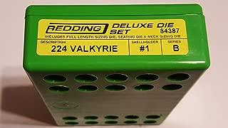 Redding Deluxe 3-Die Set 224 Valkyrie