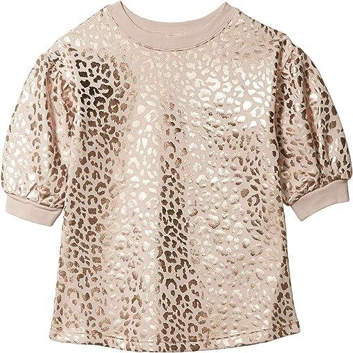 Mushroom/Rose Gold Leopard