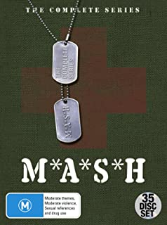 MASH: SEAS 1-11 & MOVIE (35 DISC)