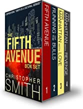 The Fifth Avenue Series Boxed Set (Fifth Avenue, Running of the Bulls, From Manhattan with Love, From Manhattan with Revenge)