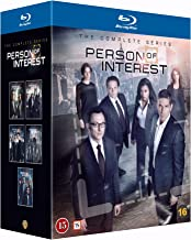 Person of Interest Season 1-5 (Region B import)