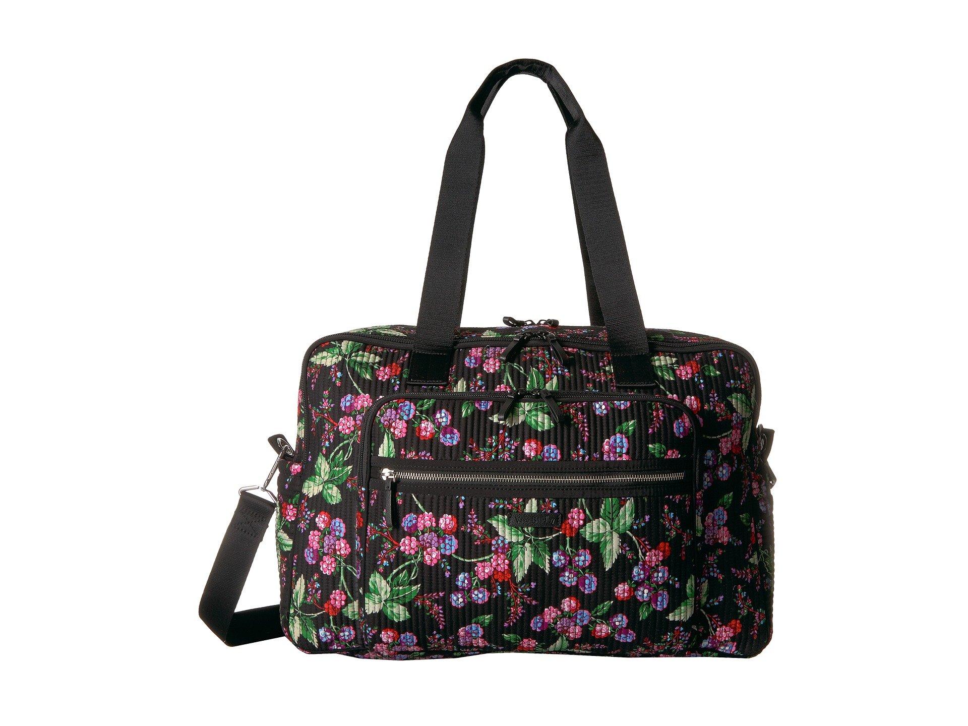 Bolso de Viaje para Mujer Vera Bradley Iconic Deluxe Weekender Travel Bag  + Vera Bradley en VeoyCompro.net